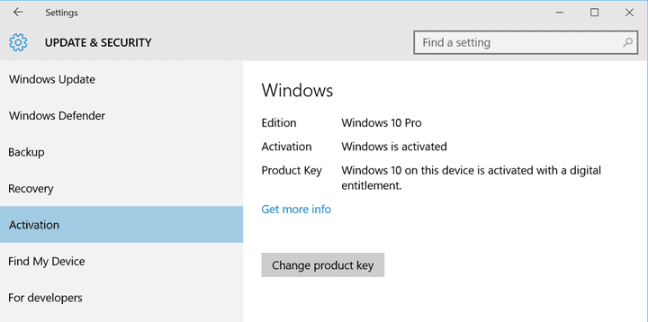 How to upgrade from windows 10 home to pro without hassles zdnet ccuart Choice Image