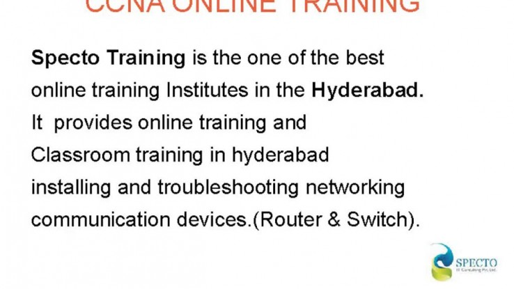 CCNA Online Certification Courses: Expand Your Network of ...
